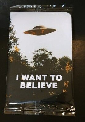Loot Crate Exclusive Edition The X-Files Hardcover Journal NEW