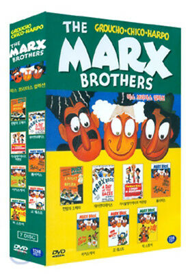 Marx Brothers Collection / 7 Disc Box set - DVD new