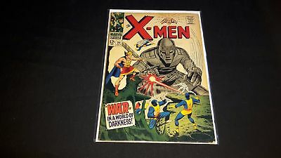 Uncanny X-Men #34 MARVEL COMICS July 1967 1ST PRINT