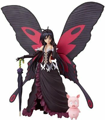 non-scale ABS /& PVC painted action figure figma Accel World Silver Crow