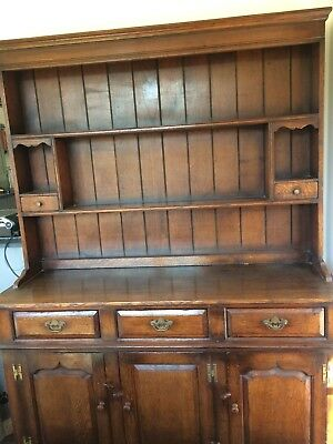 Titchmarsh and Goodwin genuine Oak Dresser