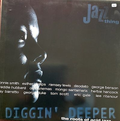 Diggin' Deeper: The Roots of Acid Jazz Vol.2