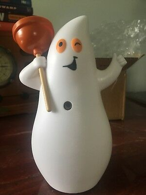 Halmark Voice Activated Ghost With Plunger