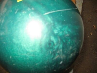 Green zone bowling ball AMF00514made in USA approx. 5.5kg