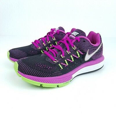 caf61e9a487d NIKE Air Zoom Vomero 10 Women s Running Shoes Multi Size FUCHSIA LIME 717441  501