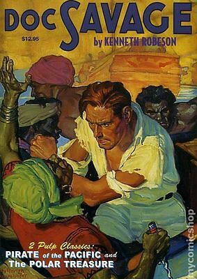 Doc Savage Double 6, Kenneth Robeson, Pirate of the Pacific, Polar Treasure