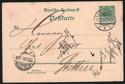 Germany Postcard -  (#937)