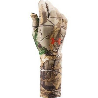 404f526641a8a UNDER ARMOUR COLDGEAR Camo Liner Gloves - Two Different Colorways ...