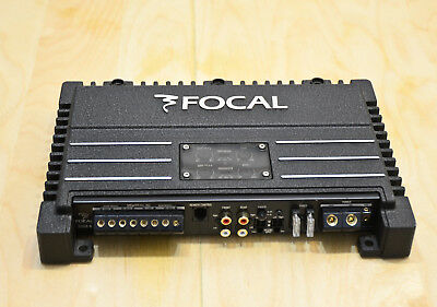Focal Solid 4,  400 Watt Endstufe, Car Amplifier