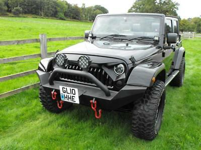 2010 (10) JEEP WRANGLER 2.8 CRD SPORT UNLIMITED 4DR Automatic
