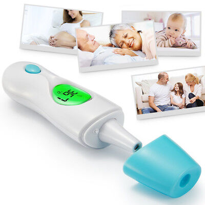 Digital Non-Contact Ir Infrared Forehead Body Clinical Thermometer For Kid Baby