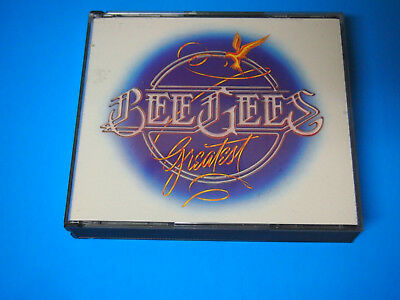 Bee Gees Greatest Hits 1979 West Germany 2 Cd