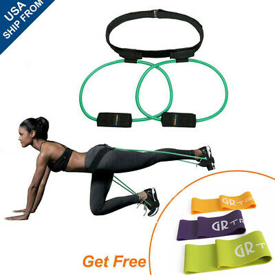 Women Booty Butt Band Fitnesss Exercise Training Workout Resistance Bands
