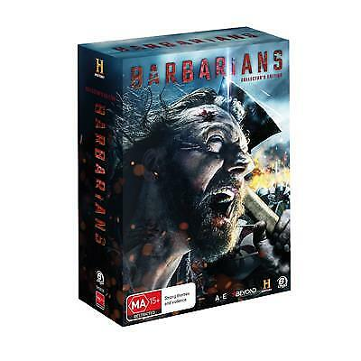 Barbarians : Collector's Edition (DVD, 2018) (Region 4) New Release