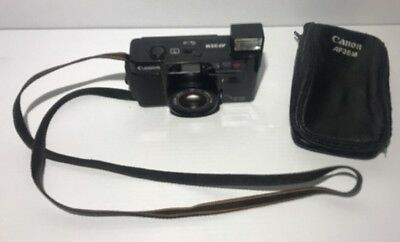 Canon AF-35M with Auto Focus 38mm f2.8 Lens - Film Camera W/- Cover