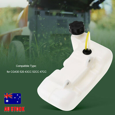 Trimmer Brush Cutter Fuel Tank for CG430 520 43CC 52CC 47CC Strimmer Replacement