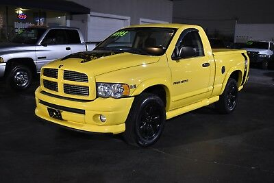 2005 Dodge Ram 1500 RUMBLE BEE HEMI 2005 DODGE RAM 1500 5.7 HEMI RUMBLE BEE LIMITED EDITION 4X4 SHIPPING AVAILABLE!