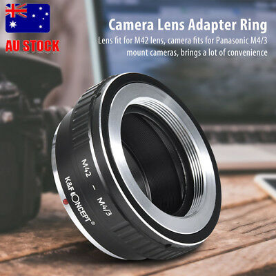 Viltrox EF-M2 Auto Focus Lens Mount Adapter 0.71X for Canon EOS LENS TO MTF M43