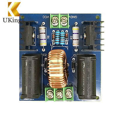 12V-30V 10A 200W ZVS Tesla Coil Driver Generator Board High Voltage Power Supply