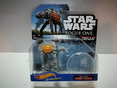 Star Wars Hot Wheels Imperial AT-ACT Cargo Walker - Neu & OVP