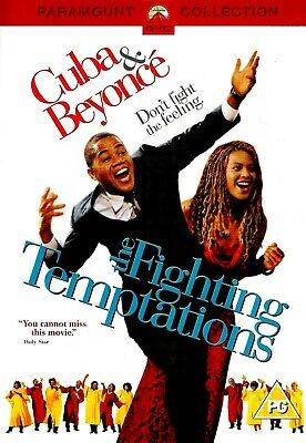 The Fighting Temptations (DISC ONLY) DVD Comedy