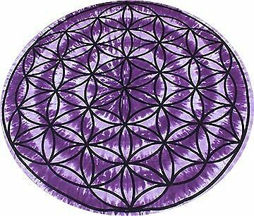 Round Seed / Flower of life  Tapestry 60 Inch 100% Cotton