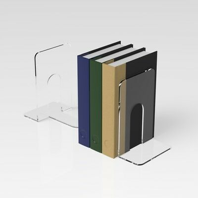 Premium Quality Bookends / Bookends Organiser Stand / Office / School / Book End