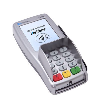 VeriFone VX 820 Card Payment Terminal Pin Swipe Machine