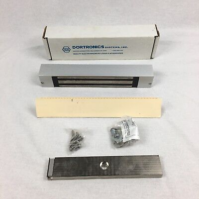 Dortronics Systems 1110 / 24 x DPS Single Electro Magnetic Lock Outswinging Door