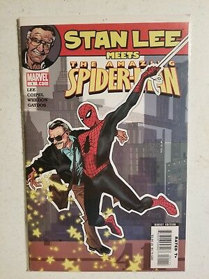 Marvel Comics Stan Lee Meets The Amazing Spider-Man 1 High Grade NM No Reserve!!