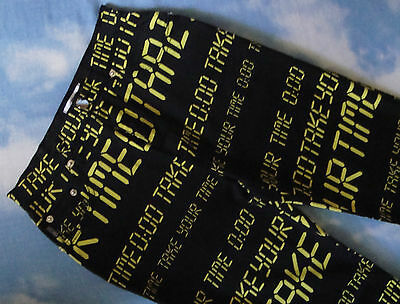 TROUSERS vintage woman MOSCHINO jeans  made Italy TG.28 circa S RARE