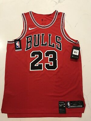 hot sale online 1927e 83ebe MICHAEL JORDAN AUTHENTIC Bulls Jersey tags still attached ...