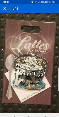 Disney Trading Pin Latte Lattes With Character  Hercules Hades pin presale 10/4