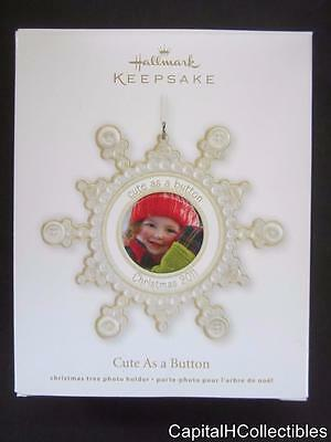 CUTE AS A button keepsake box and record book - £3.00 | PicClick UK