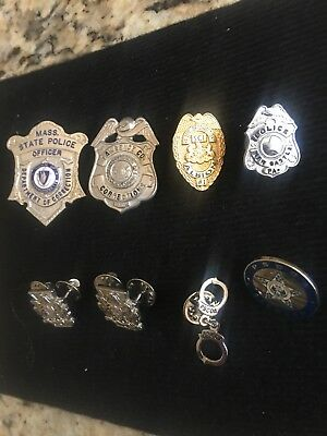 Lot Of Correction Officer Pin/Badge