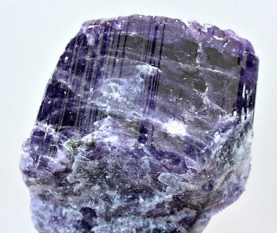 347 CRT Well Terminated Top Purple Color Scapolite crystals specimen @Afghan