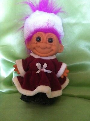 Russ Troll Doll Russian Russia Around The World series original collectable