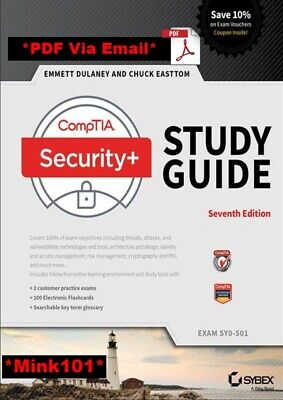 CompTIA Security+ Study Guide: Exam SY0-501 7th Edition - [PDF]
