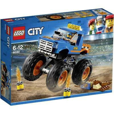 LEGO City Great Vehicles 60180: Monster Truck - Brand New