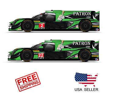 """2 ACT CLUTCH RACING STICKERS DECALS 3X9"""" FREE SHIPPING offroad imsa drift gtlm"""