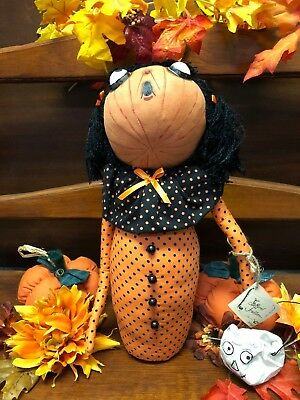 Joe Spencer Gathered Traditions Hanna Pumpkin Gal (RETIRED) (FGS70202)