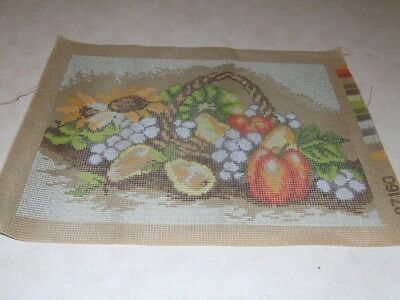 Tapestry - Basket of Fruit - New