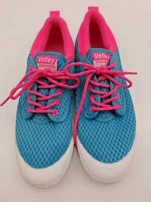 VOLLEY WOMEN'S INTERNATIONAL CANVAS SNEAKERS SHOES Size 9 Aus