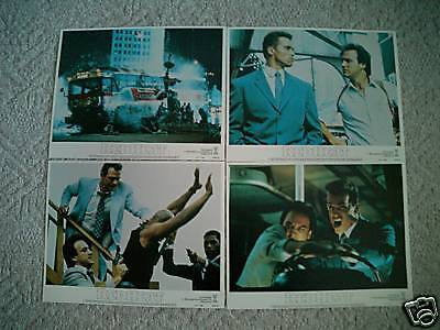 Red Heat~1988 ~11X14  Lobby Card Set 8~Original~Mint~Arnold Swarzenegger~Mint
