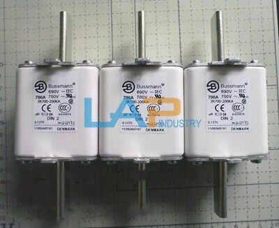 1PC NEW For Bussmann 170M8643 Buss High Speed Fuse #ZY