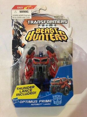Transformers Prime Beast Hunters Optimus Prime Commander