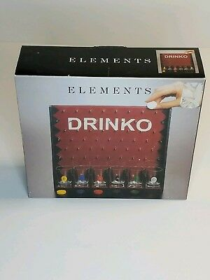 Elements Drinko Shot Drinking Game