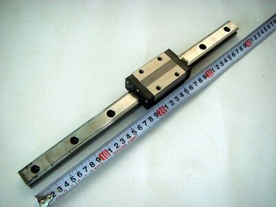 THK SS R15 Linear bearings /& rails L640 mm cnc router block