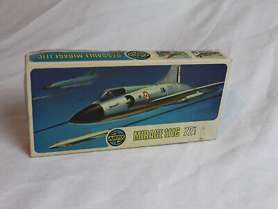 Airfix Mirage 111C 1:72 1-72 Series 2 02012-9 292 Made in England mit Quittung