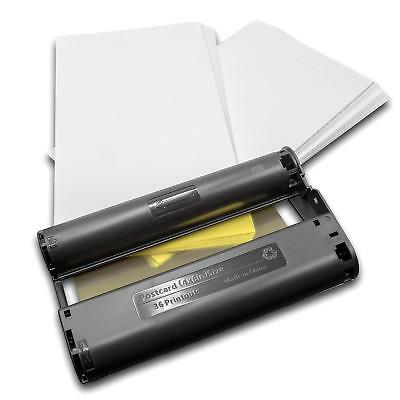 Cartridge + photo paper for CANON Selphy CP 1200, CP 1300